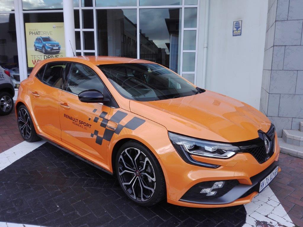 Renault Megane RS280 Orange for sale