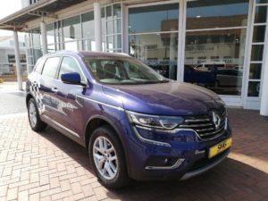 2019 Renault Koleos CVT 2.5 Petrol Metallic Blue for sale