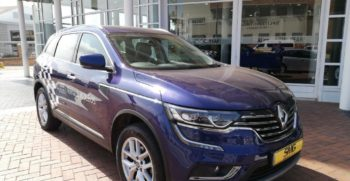 2019 Renault Koleos CVT 2.5 Petrol Metallic Blue for sale