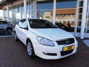 2014 Chery J2 TX 1.5 Petrol Ice White for sale