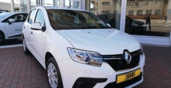 2018 Renault Sandero 900 Petrol White for sale