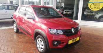 2018 RENAULT KWID 1.0 DYNAMIQUE 5 DOOR HATCH
