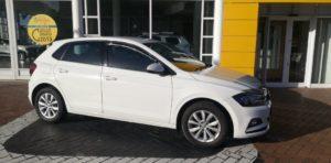 2018 VW POLO 1.0 TSI DSG AUTOMATIC COMFORTLINE