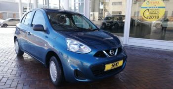 NISSAN MICRA 1.2 VISIA PLUS 5 DOOR HATCH