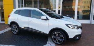 2016 Renault Kadjar 1.6 Diesel 4X4