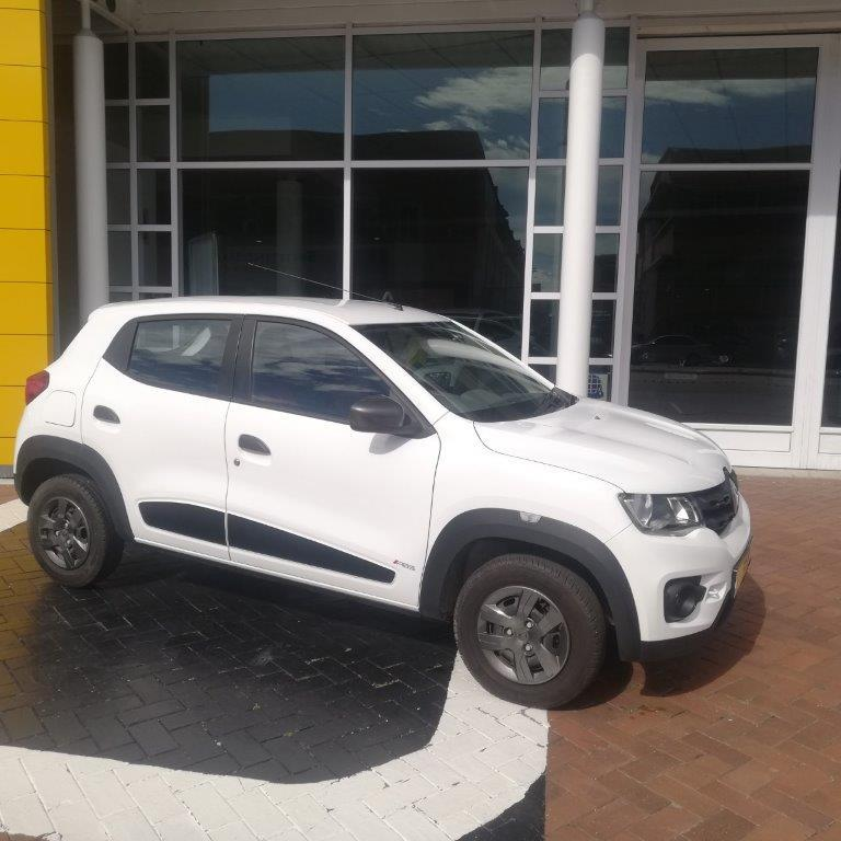 2019 Renault Kwid 1.0 Dynamique in White